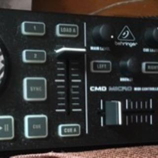 ベリンガー Behringer CMD micro 外箱説明書付き