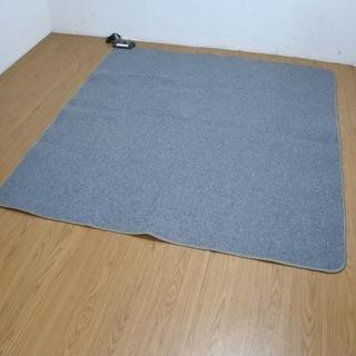 電気ホットカーペット 2畳用 KODEN 2000円