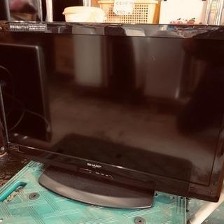 シャープ 32インチ 液晶テレビ 2011年 LC-32V5 中古