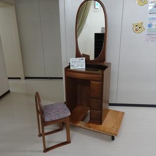 椅子付きドレッサー(3101-03)