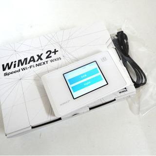 美品 UQ WiMAX2+ ワイマックス speed Wi-Fi ...