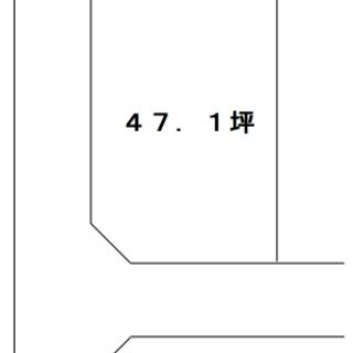 高島市安曇川町青柳・47,1坪・角地・売土地