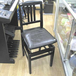 カワイ ピアノ椅子 トムソン 座面高 42cm ~ 55cm イス...
