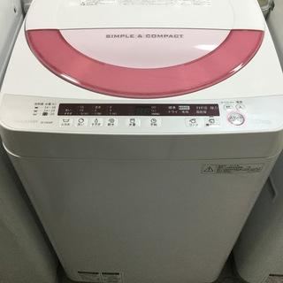 【送料無料・設置無料サービス有り】洗濯機 SHARP ES-GE6...