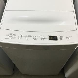 【送料無料・設置無料サービス有り】洗濯機 2018年製 amada...