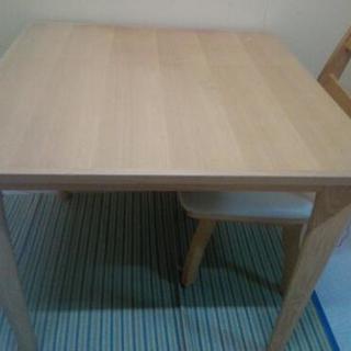 【配達できます】机(テーブル)&椅...