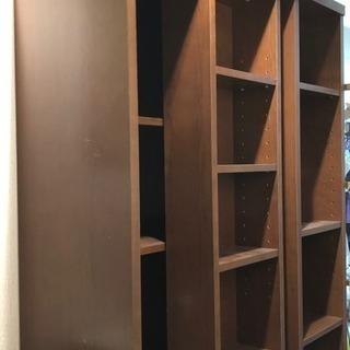 スライド式本棚