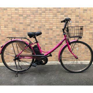 パナソニックエーガールズアシスト自転車