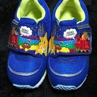 アンパンマン 靴14cm セット 新品