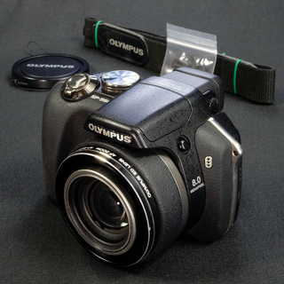 OLYMPUS デジタルカメラ CAMEDIA SP-560UZ ...