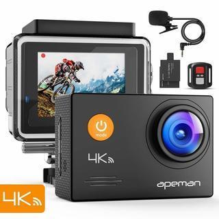新品 未使用品 アクションカメラ 4K高画質