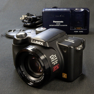 Panasonic デジタルカメラ DMC-FZ5-K LUMIX...