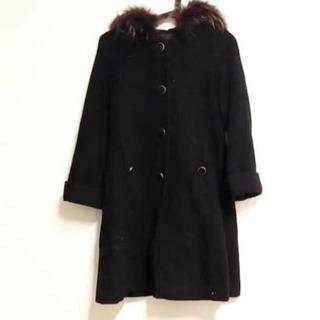 【取引中】黒コート(レディースSサイズ)冬物