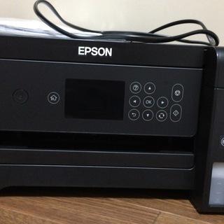 エプソンインクジェットプリンター複合機EW-M571T