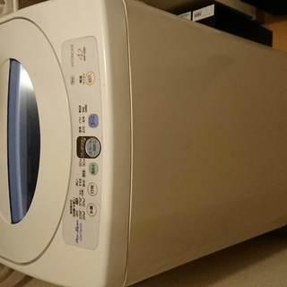 【無料 一人暮らし向き】日立洗濯機 42型 2005年製