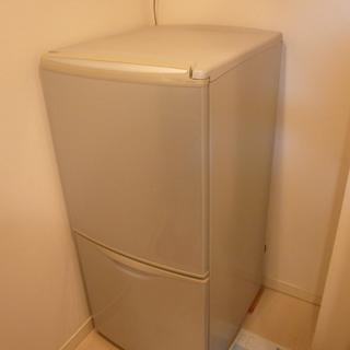 *1月21日までのお取引限定  2ドア冷蔵庫 National/パ...