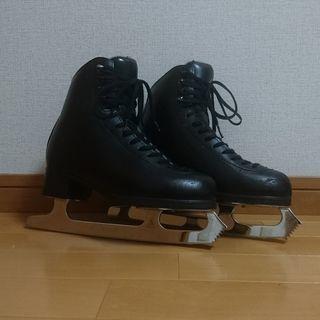 スケート靴 黒