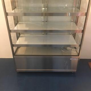 超美品 OHO 冷蔵ショーケース ケーキショーケース 業務用冷蔵庫...