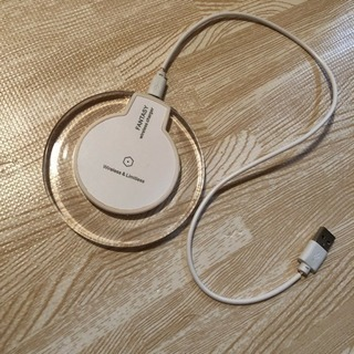 iPhone充電器ワイヤレス