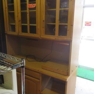 食器棚 123×45×196cm