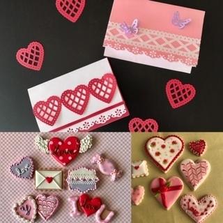日本橋 ワークショップ 「バレンタイン スイーツデコ」