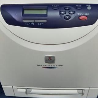 値下げ‼富士ゼロックス レーザープリンター未使用品‼