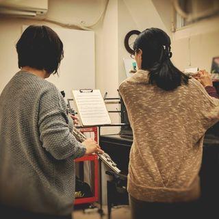 音楽屋COZYのフルートレッスン フルート教室を奈良でお探しなら 近鉄新大宮駅 徒歩1分 - 教室・スクール