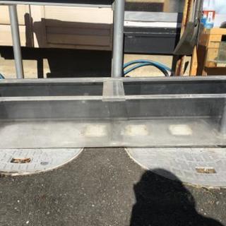 アクリル製リフジウム水槽  サブ水槽