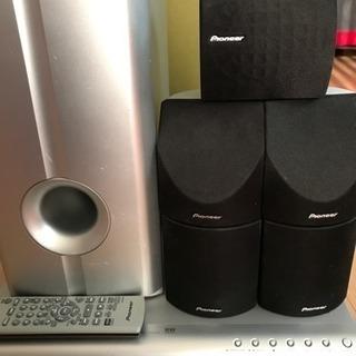 5.1ch サウンドシステム XV DV232