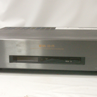 SONY/ソニー S-VHSデッキ SLV-R5 ジャンク 札幌...