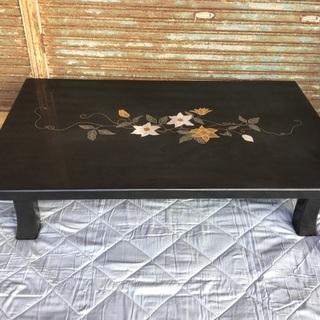 輪島塗り 座卓
