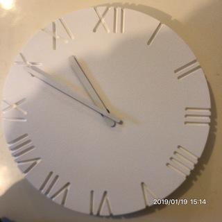 【訳あり】【長期展示在庫品】【掛け時計 Naoki TERADA...