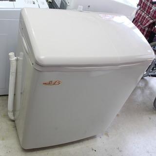 二層式洗濯機 日立 4.5キロ