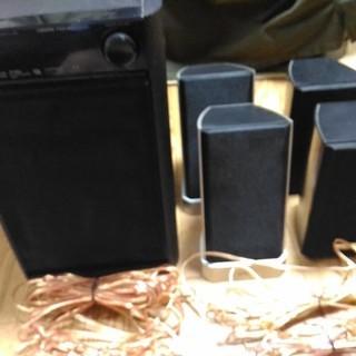 ONKYO GXW-2.1HD ホームシアター スピーカー AVア...