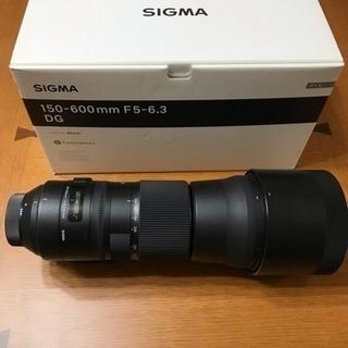 【NIKON ニコン用】SIGMA  シグマ 150-600mm...