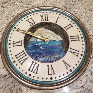 イタリア製 掛け時計