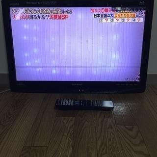 26インチ液晶テレビ