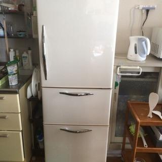 無料に。冷蔵庫265L 差し上げます