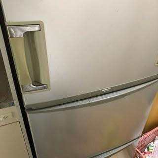 冷蔵庫 渡す人決定しました。
