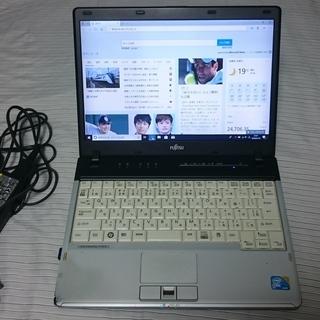 モバイルノートパソコン(FMV P750/A)
