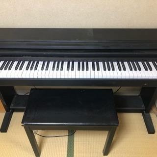 キズ、汚れあり KAWAI電子ピアノ イス付き