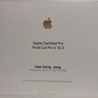 Apple社、動画編集ソフト「Final cut Pro X」