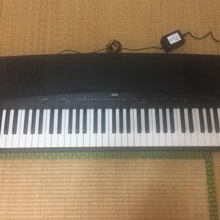 ヤマハのキーボードです