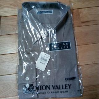 男物長袖シャツ サイズ42ー83