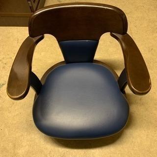 回転する座椅子 良品!