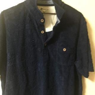 タオル地ポロシャツ