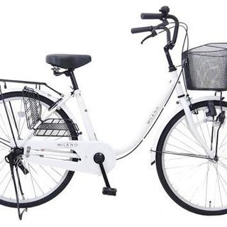 変速ギア自転車欲しいです!
