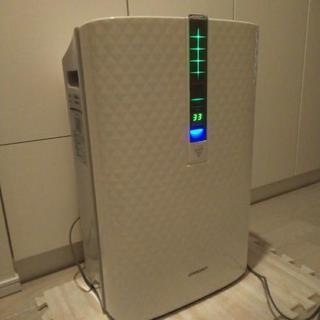 空気清浄機 加湿器 kireion SHARP