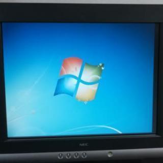 パソコン用ディスプレイ