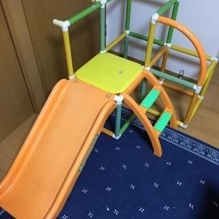 アンパンマン ジャングルジムと滑り台(1/27まで限定!)